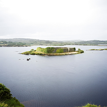 Doon Fort, County Donegal, Ulster, Republic of Ireland (Eire), Europe