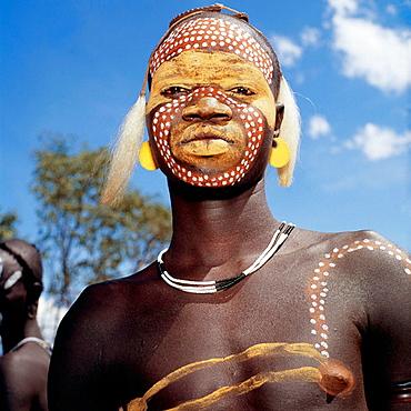 Mursi tribe, Ethiopia