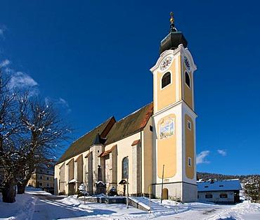 Church in St. Gallen, Styria, Austria