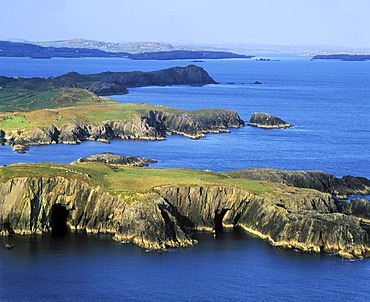 Ireland County of Cork Streek Head withTormore Bay