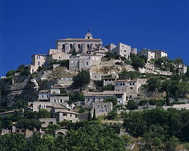 Village Gordes, France, Provence