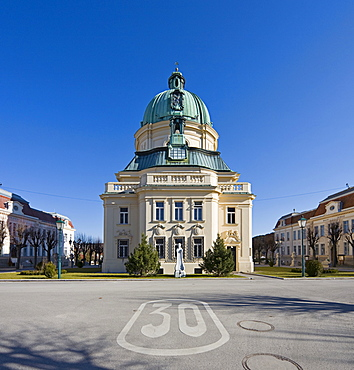 Margaretenkirche (St. Margaret's Church), Berndorf, Triestingtal, Lower Austria, Austria, Europe