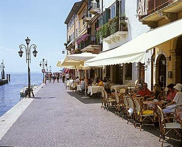 Lazise, lake Garda, Veneto, Italy