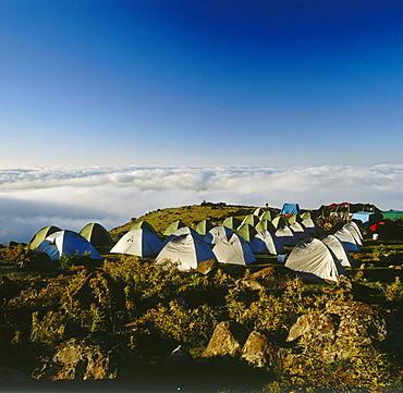 Base camp, Mount Ararat, Anatolia, Turkey