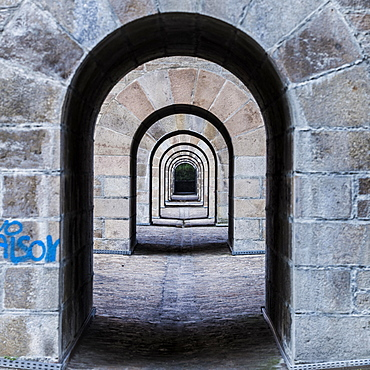 Viaduc de Morlaix, viaduct, Morlaix, Brittany, France, Europe