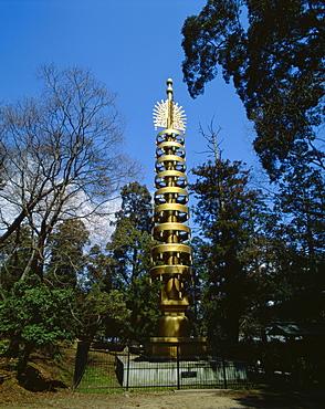 Todaiji Temple, Nara, Japan, Asia