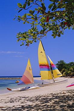 Half Moon Club beach, Montego Bay, Jamaica, Caribbean, West Indies
