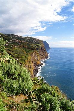 Cabo Girao, Madeira, Atlantic, Portugal, Europe