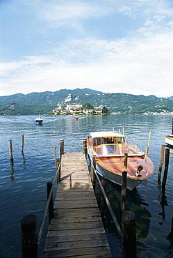 Orta San Guilio, Lake Orta, Piemonte, Italy, Europe