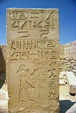 Saqqara, Egypt, North Africa, Africa