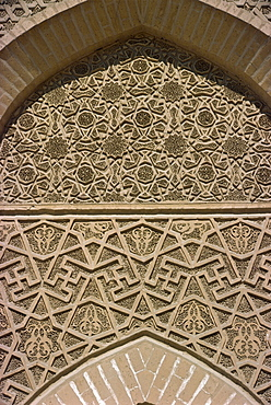 Architectural detail, Baghdad, Iraq, Middle East