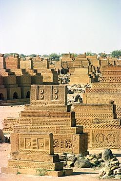 Chaukundi, Sind, Pakistan, Asia