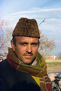 Man, Alipur village, Pakistan, Asia