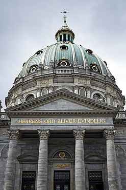 Royal Castle (Amalienborg), Copenhagen, Denmark, Scandinavia, Europe