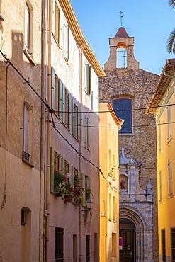 Parish Church (Place de l'Eglise), Ceret, Vallespir region, Pyrenees, France, Europe