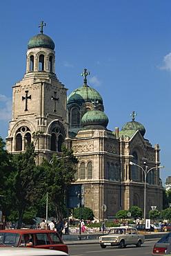 Cathedral, Varna, Bulgaria, Europe