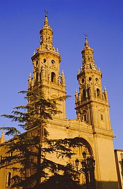 Cathedral spries, 18th century, Logrono, La Rioja, Castile and Leon, Spain, Europe