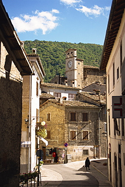 Scanno, Abruzzo, Italy, Europe