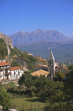 Tagliacozzo, Abruzzo, Italy, Europe