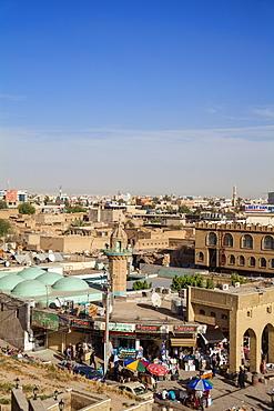 Erbil, Kurdistan, Iraq, Middle East