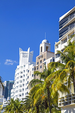 Delano Hotel, Collins Avenue, South Beach, Miami Beach, Miami, Florida, United States of America, North America