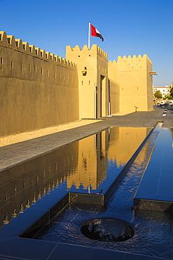 Qasr Al Muwaiji, Al Ain, Abu Dhabi, United Arab Emirates, Middle East