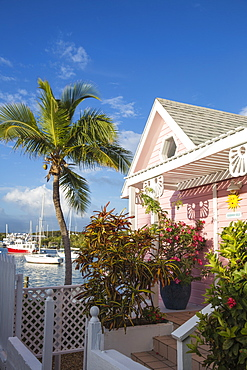 Hope Town, Elbow Cay, Abaco Islands, Bahamas, West Indies, Caribbean, Central America