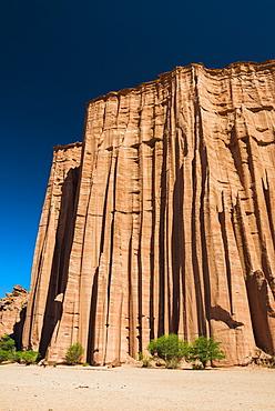Talampaya Gorge, Talampaya National Park (Parque Nacional de Talampaya), La Rioja Province, North Argentina, Argentina, South America