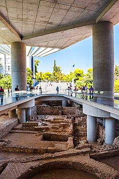 Acropolis Museum, Athens, Attica Region, Greece