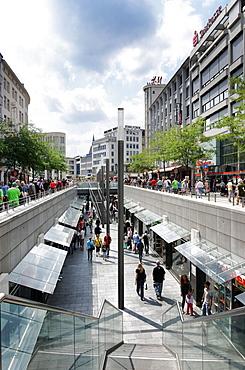 Niki de Saint Phalle Promenade, Hannover, Lower Saxony, Germany