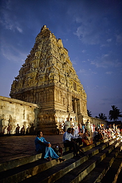 Gate of Chennakeshava Temple, Belur, Karnataka, India