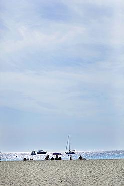 Les Illetes beach, Formentera, Balearic Islands, Spain