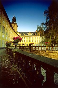 Castle Heidecksburg, Rudulstadt, Thuringia, Germany