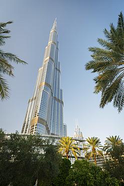 Downtown Dubai, Burj Khalifa, Dubai, United Arab Emirates