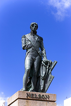 Lord Nelson monument, National Heroes Square, Bridgetown, Barbados, Caribbean