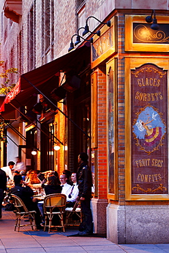 Brasserie Parc, Rittenhouse Square, Philadelphia, Pennsylvania, USA
