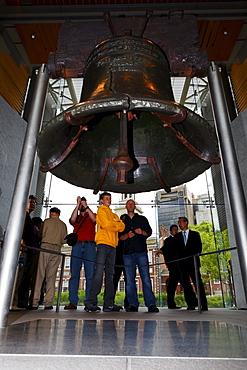 Liberty Bell, Independence Hall, Philadelphia, Pennsylvania, USA