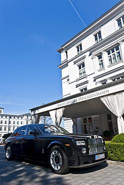 Grand Hotel, Heiligendamm, Bad Doberan, Mecklenburg-Vorpommern, Germany