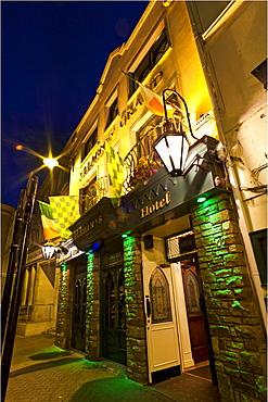 Hotel on Main Street, Killarney, County Kerry, Ireland