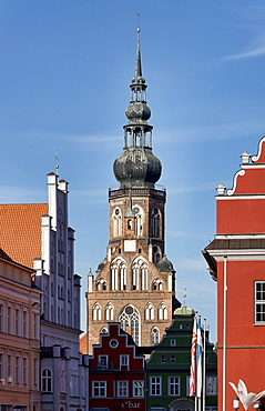 Cathedral, Greifswald, Mecklenburg-Western Pomerania, Germany