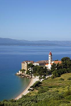Dominican church, Bol, Brac, Split-Dalmatia, Croatia