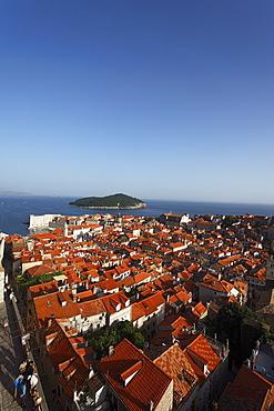 Old Town, Dubrovnik, Dubrovnik-Neretva county, Dolmatia, Croatia