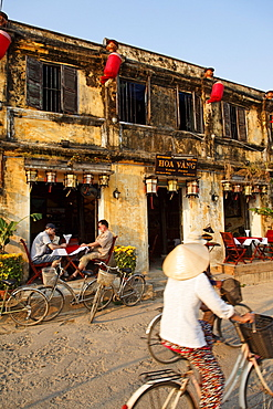 Restaurant, Hoi An, Annam, Vietnam