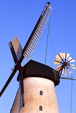 Dybbol Molle Windmill, Sonderborg, Southern Jutland, Denmark