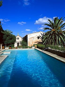Finca, Son Cladera, Pollenca, Mallorca, Spain