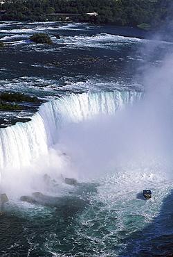 Horseshoe Falls, Niagara Falls, Ontario, Canada, North America, America