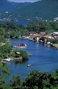Barrade Lagoa, Ilha de Santa Catarina, Santa Catarina, Brazil