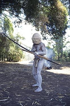 Asaro Mudman, Asaro, Eastern Highlands, Papua New Guinea