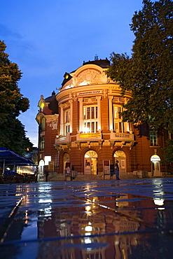 Opera House of Varna, Bulgaria