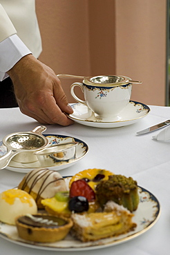 Reids Hotel, Afternoon Tea, Funchal, Madeira, Portugal